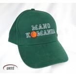 """Siuvinėta kepurėlė """"Mano komanda"""""""