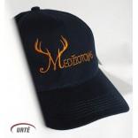 """Siuvinėta kepurėlė """"Medžiotojas"""""""