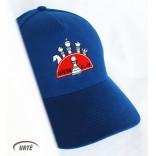 """Siuvinėta kepurėlė """"Šachmatininkas"""""""
