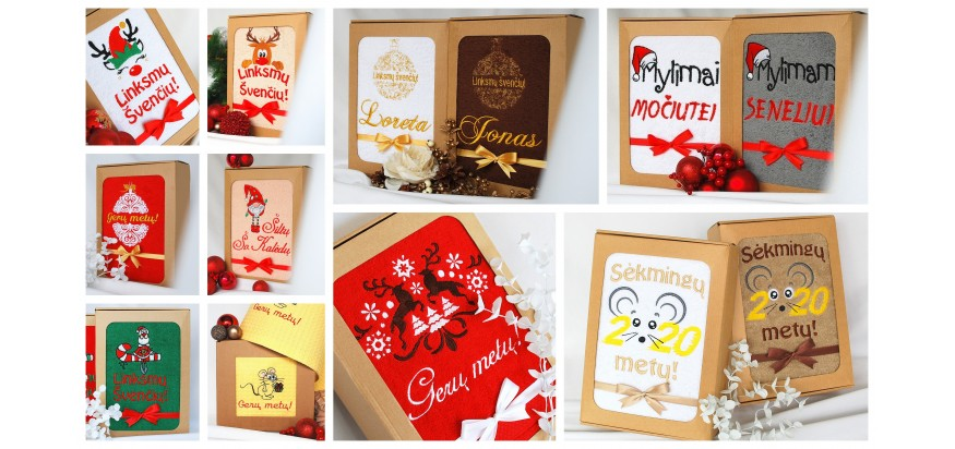Kalėdinės dovanėlės